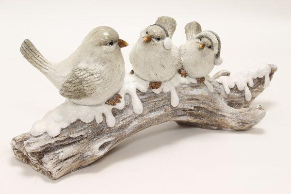 dekoracja ptaszki